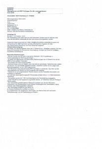 Ausschreibung Übungsturnier 19.01.2019 Isterberg